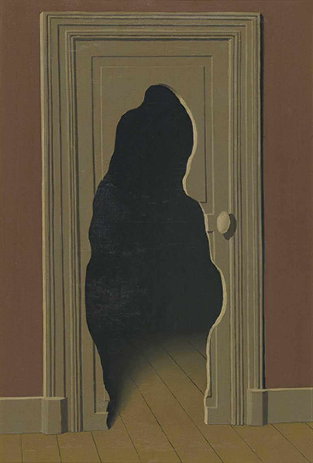 schilderijen van magritte